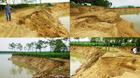 Mất đất vì 'cát tặc' hoành hành