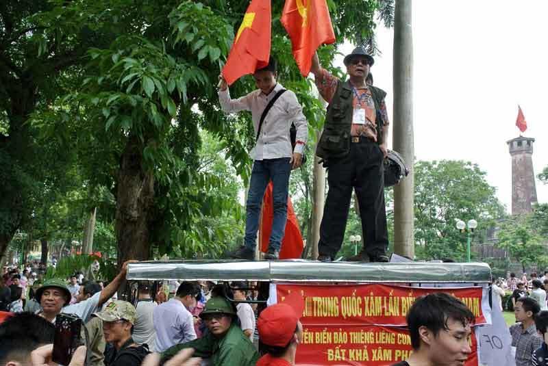 giàn khoan, Trung Quốc, chủ quyền, Hoàng Sa