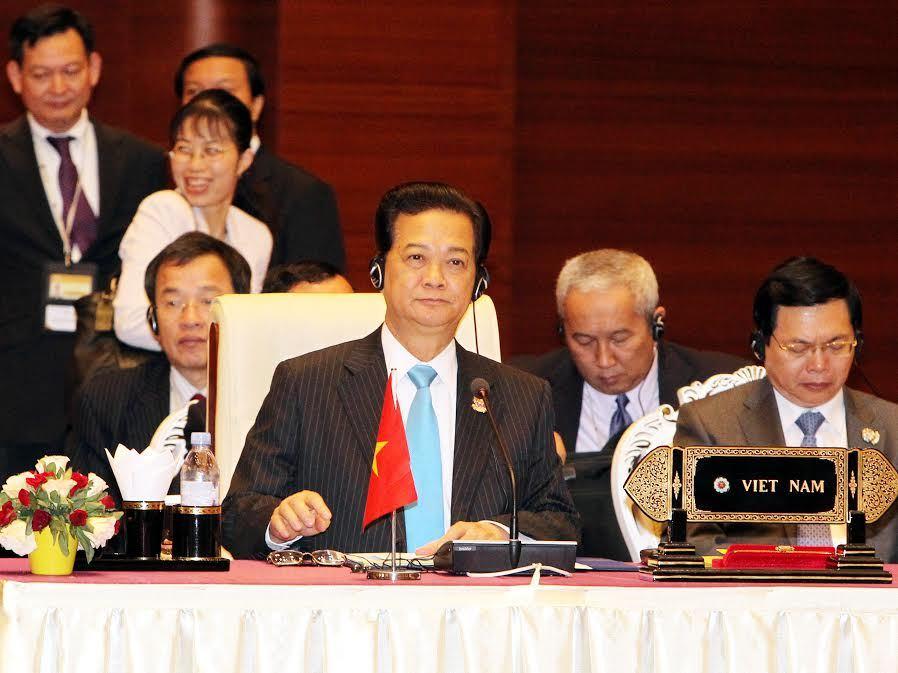 Thủ tướng, Nguyễn Tấn Dũng, ASEAN, Biển Đông, giàn khoan, Trung Quốc, DOC, COC, chủ quyền