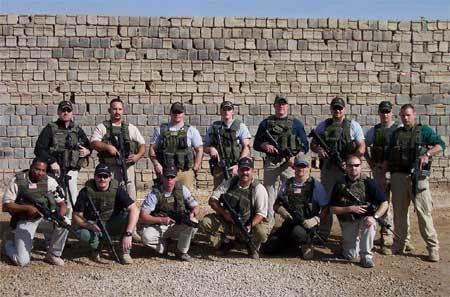Những đội lính đánh thuê khét tiếng thế giới