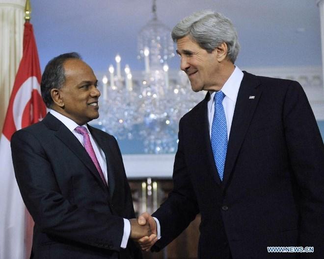 Ngoại trưởng Mỹ: Hành động của TQ là 'hiếu chiến'