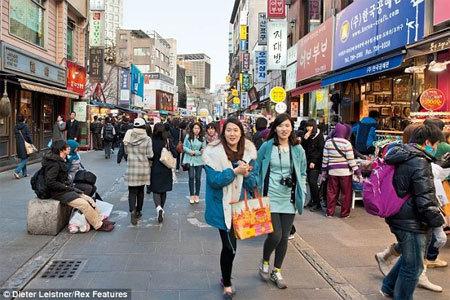 Triều Tiên, Hàn Quốc, khác biệt