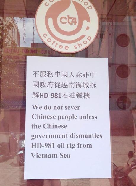 Khuyến cáo không kỳ thị khách Trung Quốc