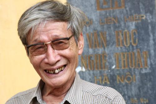Nhà văn Nguyễn Xuân Khánh: 'Dựa vào thầy là vứt đi'