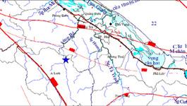 Động đất 4,7 độ richter tại Thừa Thiên Huế