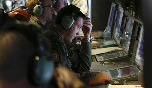 Malaysia 'không hề có dữ liệu' máy bay mất tích