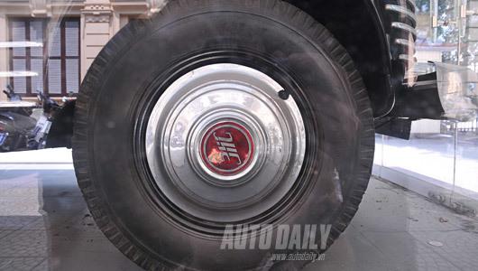 siêu-xe, chủ-tịch-Hồ-Chí-Minh, chống-đạn, bảo-tàng
