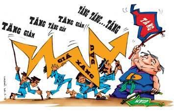 Xăng-dầu, Petrolimex, nợ, lỗ, lãi-khủng, lãi-xăng-dầu, tăng-giá-xăng, giảm-giá-xăng, Quỹ-bình-ổn, cây-xăng