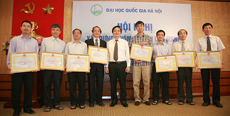 Công nhận 16 nhóm nghiên cứu mạnh