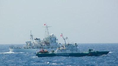 giàn khoan, kiểm ngư, tàu cá, ngư dân, Trung Quốc, chủ quyền, Hải Dương 981, tàu chấp pháp