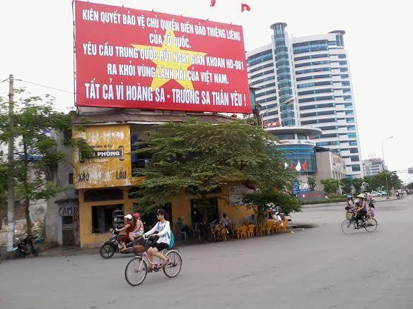 công an, TP.HCM, biểu tình, Bình Dương, chủ quyền