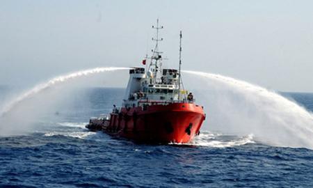 Trung Quốc, giàn khoan, Hải Dương 981, cảnh sát biển, chủ quyền, Biển Đông