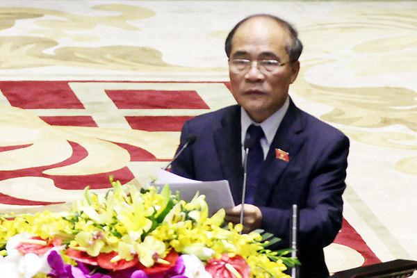 Chủ tịch Quốc hội: TQ bất chấp thỏa thuận cấp cao