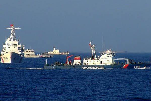 Trung Quốc, giàn khoan, chủ quyền, cảnh sát biển, Hải Dương 981