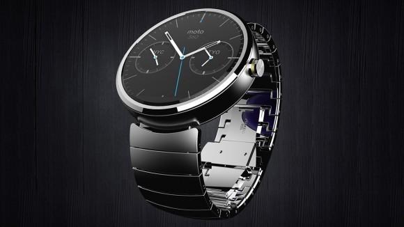 Moto 360, smartwatch