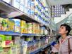25 mặt hàng sữa bị áp giá trần