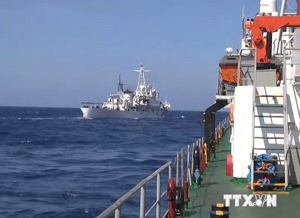 Việt Nam gửi thông cáo về Biển Đông lên LHQ