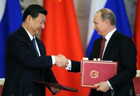 Putin: Bữa tiệc tỷ đô ở Trung Quốc