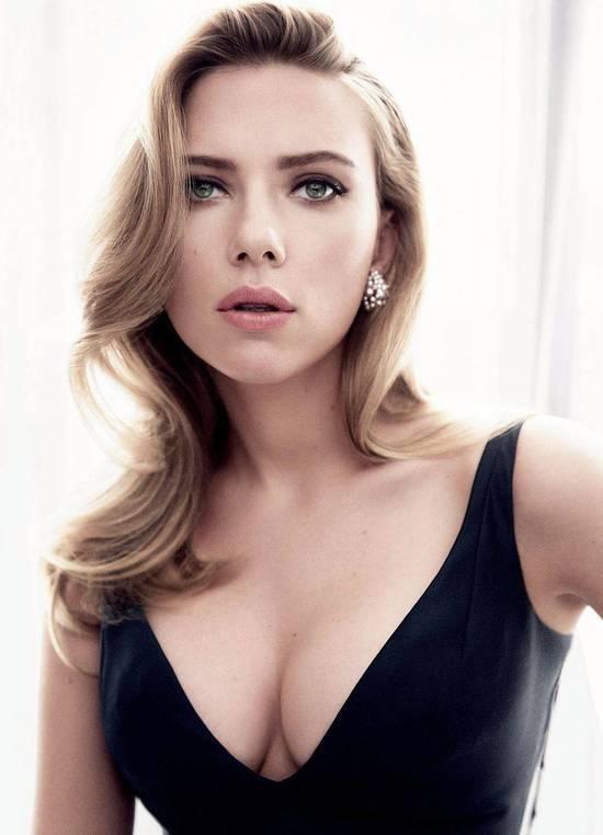10 phụ nữ gợi tình nhất thế giới, Jennife Lawrence, Scarlett Johansson