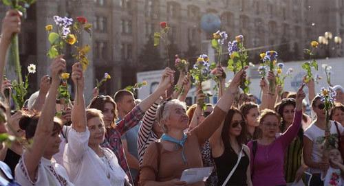 Ukraina, bầu cử, Tổng thống, Petro Poroshenko, hy vọng, lo lắng