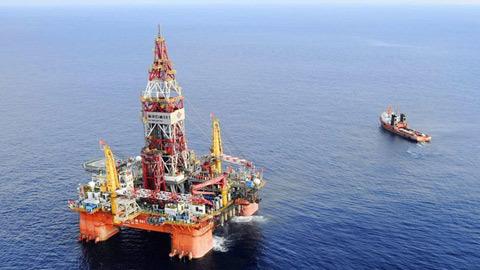 Trung Quốc, giàn khoan, kiểm ngư, Hải Dương 981