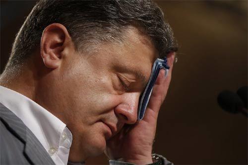Petro Poroshenko, tương lai, chông gai, thách thức, Ukraina, li khai, bất ổn