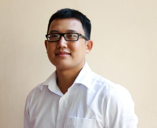 Trần Phi Long, bút danh jelu.c - 26 tuổi vừa ra mắt tác