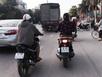 Honda SH biển ngũ quý 7 trên đường phố Thanh Hóa
