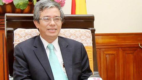 Thứ trưởng, Phạm Quang Vinh, Trung Quốc, giàn khoan, Hải Dương 981, chủ quyền