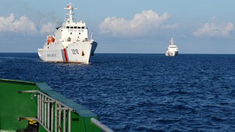 TQ, giàn khoan, Hải Dương 981, kiểm ngư