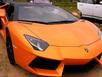 Cận cảnh Lamborghini Aventador mui trần đầu tiên ở Việt Nam