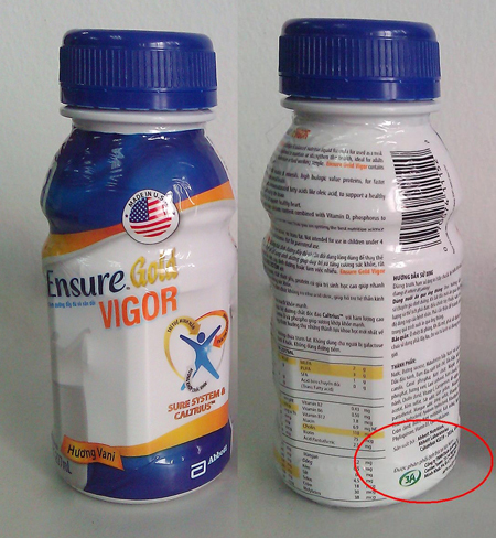 sữa, Ensure, Abbolt, sữa-bẩn, gian-lận, trẻ-nhỏ, hàng-tàu, tăng-giá,