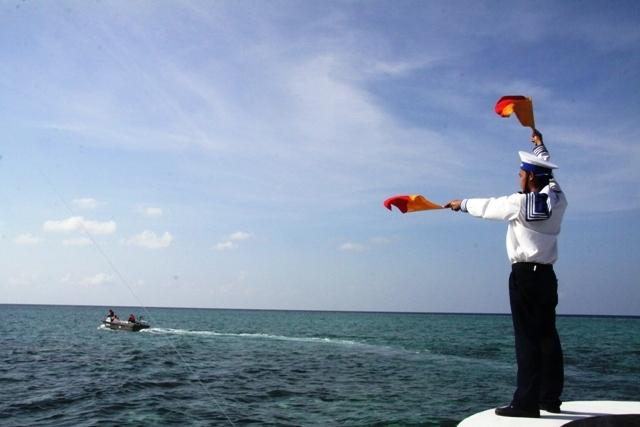 giàn khoan, Hải Dương 981