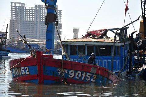 Trung Quốc; TQ; giàn khoan; ngư dân; Hoàng Sa; tàu cá; ngư dân