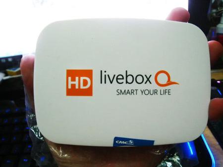 Trải nghiệm smart TV với Livebox Q