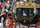 """Cận cảnh cỗ xe ngựa """"độc"""" của Nữ hoàng Anh"""
