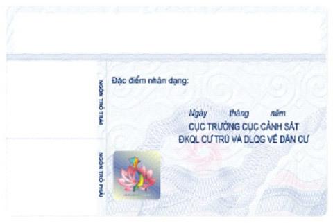 Thay CMND bằng thẻ căn cước, bỏ hộ khẩu