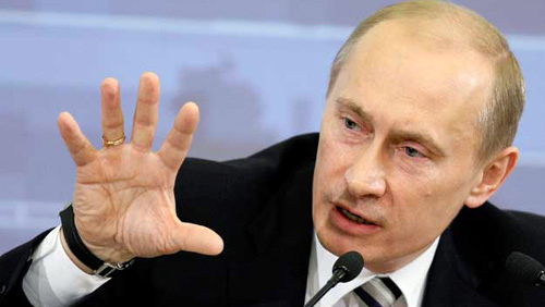 Giảm lệ thuộc nước ngoài, Putin 'muốn tự cung tự cấp'
