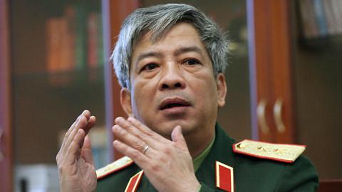 TQ, giàn khoan, Hải Dương 981, chủ quyền, Biển Đông, Thứ trưởng Quốc phòng, Nguyễn Chí Vịnh