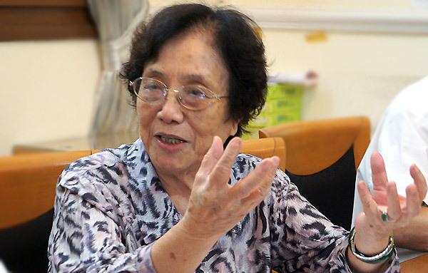 Nguyen Thị Binh, Spratly, Paracel, souveraineté, Chine