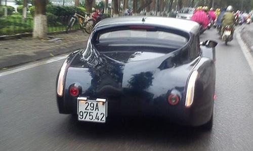 Những siêu xe độc nhất vô nhị tại Việt Nam