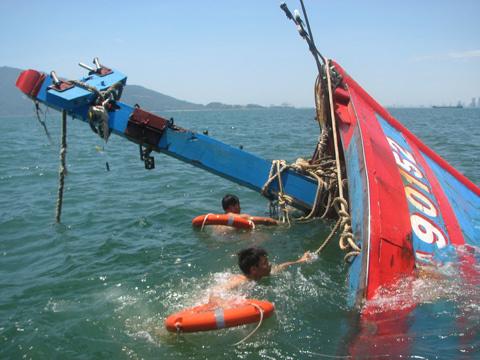 tàu cá, TQ, giàn khoan, Hoàng Sa, Đà Nẵng, ngư dân