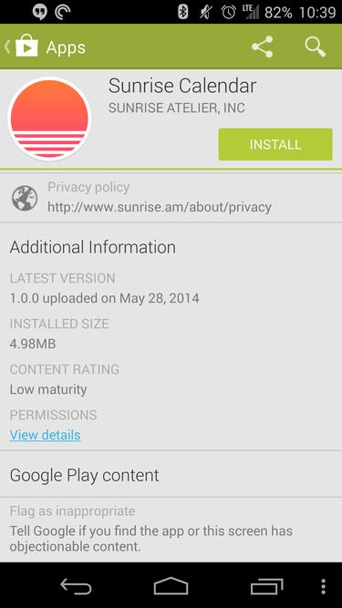Google Play Store ra phiên bản 4.8.20 với nhiều tính năng mới