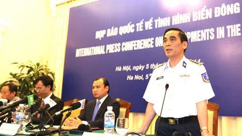 TQ, chủ quyền, Biển Đông, giàn khoan, Hải Dương 981, Hoàng Sa, cảnh sát biển, kiểm ngư
