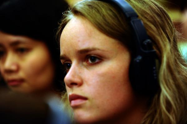 Cảm xúc phóng viên quốc tế khi xem clip tàu TQ đâm tàu VN