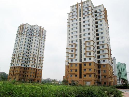 chung-cư-giá-rẻ, nhà-thu-nhập-thấp, mất-nước, dự-án, căn-hộ, khu-đô-thị, hạ-tầng