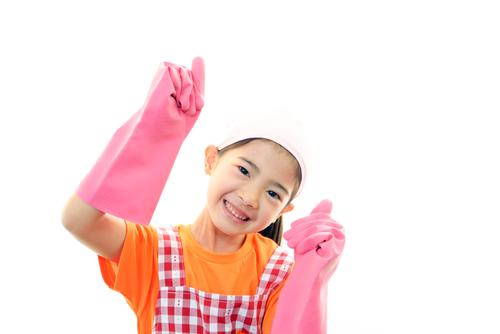 Mẹo khuyến khích bé làm việc nhà