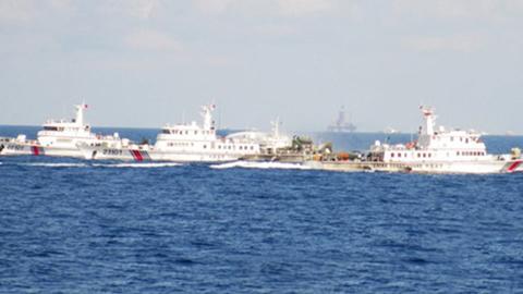 kiểm ngư, TQ, giàn khoan, Hải Dương 981, chủ quyền