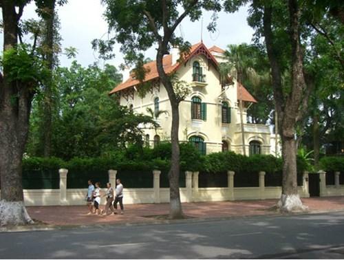 biệt-thự, Pháp, đẹp-nhất, lâu-đài, dinh-thự, chuẩn-Pháp, xa-hoa, nhà, dát-vàng