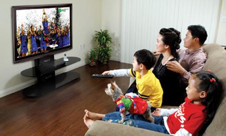 số hóa truyền hình, TV, DVB-T2. Bộ TT&TT, Cục tần số, set-top box, VTV, VTC, AVG